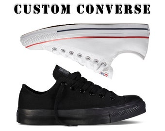 e123397da07a Design Your Custom Converse Shoes - Low Top Converse