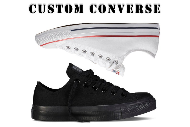 06a0210d5285ed Design Your Custom Converse Shoes Low Top Converse