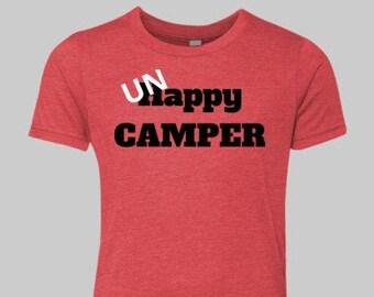 UNHappy Camper Tee