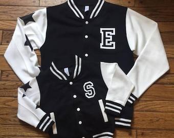 Customized TODDLER/KIDS Varsity Jacket
