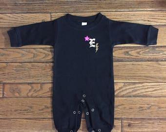 Gothic Infant Romper
