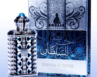 HAREEM Al SULTAN by Khalis Perfumes, Attar, Itr, Perfume, Fragrance Oil 20 ML
