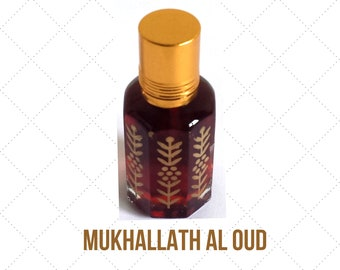 Mukhallath Al Oud Concentrated Fragrance Oil