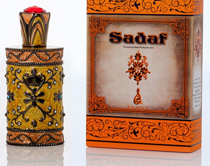 SADAF by Khalis Perfumes, Attar, Itr, Perfume, Fragrance Oil 18 ML