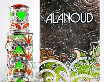 ALANOUD by Khalis Perfumes, Attar, Itr, Perfume, Fragrance Oil 18 ML