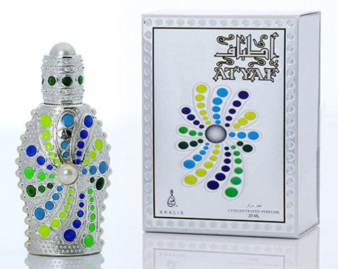 ATYAF by Khalis Perfumes, Attar, Itr, Perfume, Fragrance Oil 20 ML