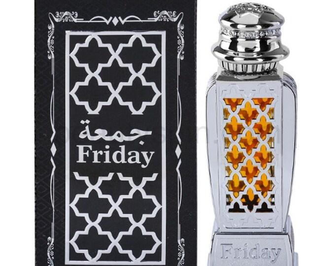 HARAMAIN FRIDAY by Al Haramain Attar, Itr, Perfume, Fragrance Oil 15 ML