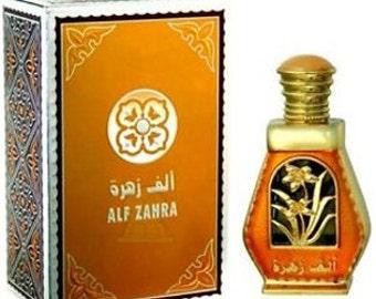 ALF ZAHRA by Al Haramain Attar, Itr, Perfume, Fragrance Oil 15 ML