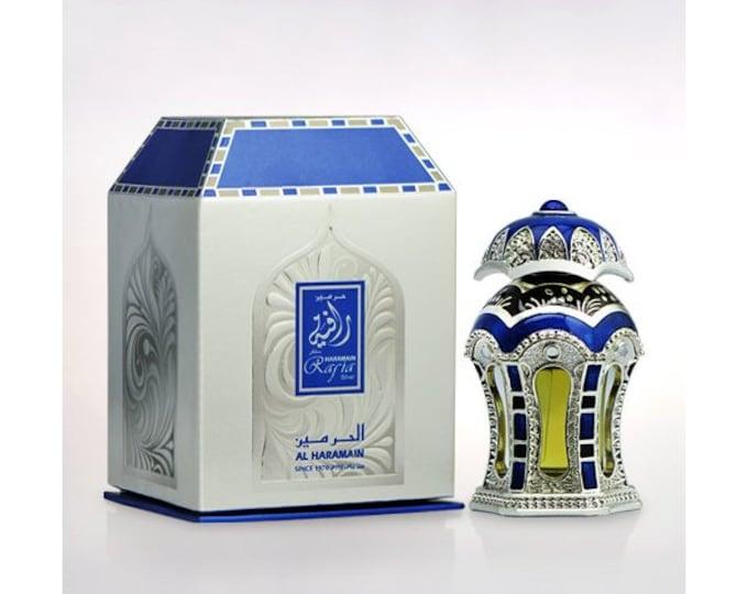 RAFIA Silver by Al Haramain Attar, Itr, Perfume, Fragrance Oil 20 ML