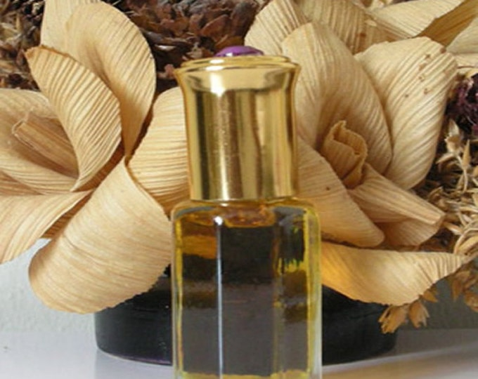 BLACK OUDH by Surrati,  Arabian Attar Oil, Itr, Fragrance Oil Concentrated Fragrance Oil 3ml or 12ml