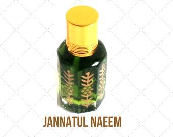 JANNATUL NAEEM- Indian, Arabian Attar Oil, Itr, Fragrance Oil Concentrated Fragrance Oil 3ml or 12ml