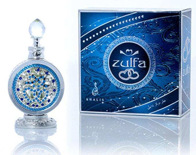 ZULFA by Khalis Perfumes, Attar, Itr, Perfume, Fragrance Oil 12 ML
