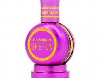 SHEFON by Al Haramain Attar, Itr, Perfume, Fragrance Oil 15 ML