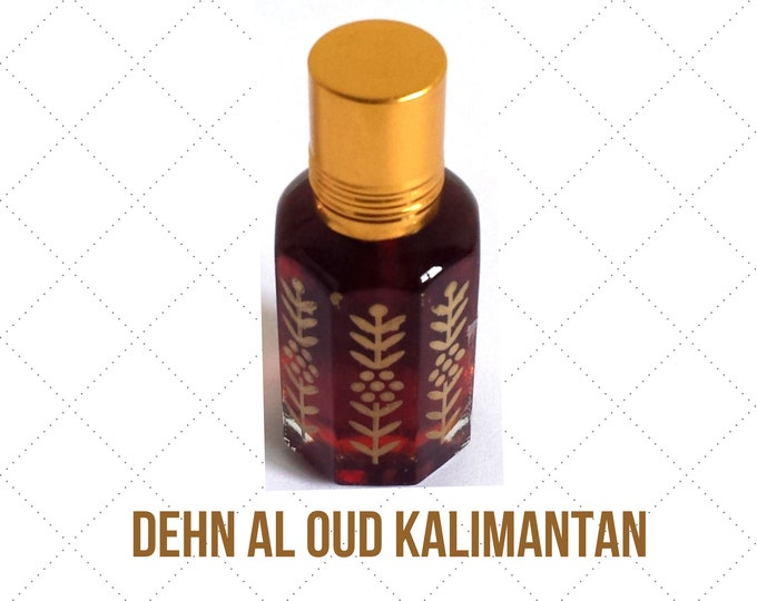 Dehnal Oud Kalimantan by Al Haramain