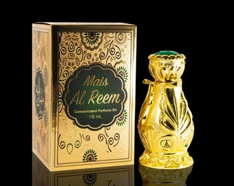 MAIS Al REEM by Khalis Perfumes, Attar, Itr, Perfume, Fragrance Oil 18 ML