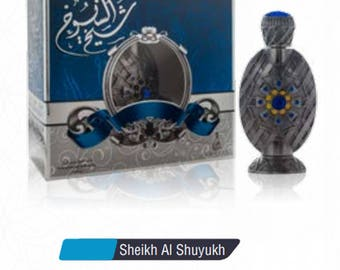 SHEIKH Al SHUYUKH by Khalis Perfumes, Attar, Itr, Perfume, Fragrance Oil 20 ML