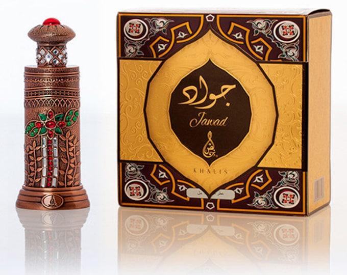 JAWAD by Khalis Perfumes, Attar, Itr, Perfume, Fragrance Oil 18 ML