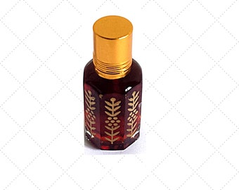 Dehn Al Oud CAMBODI, Attar, Itr, Arabian, Indian Concentrated Oudh, Agarwood Fragrance Attar, Itr Oil 3 ML