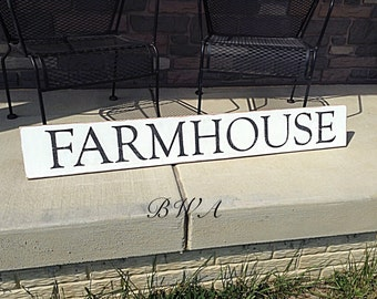 Farmhouse Sign / Farmhouse Decor / French Country Kitchen / Large Farmhouse Kitchen/ Farmhouse sign/ Rustic signs