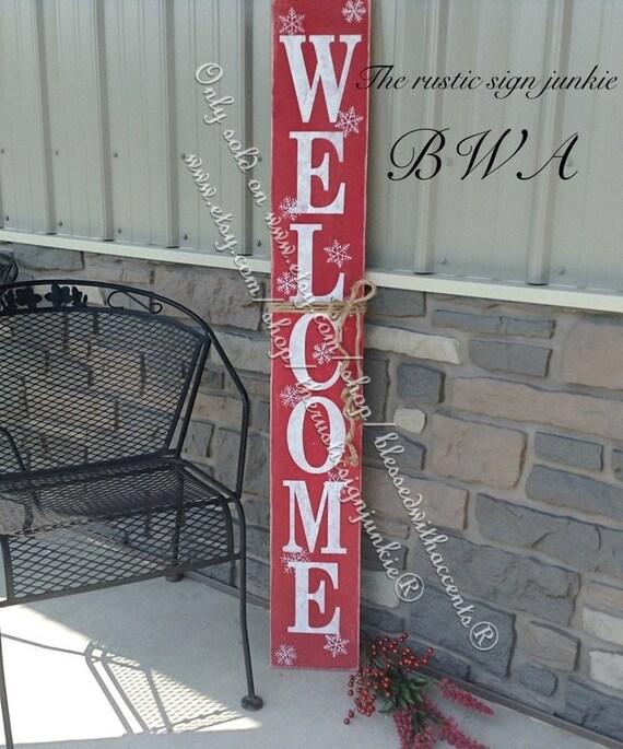 image 0 - Primitive Christmas Porch Decor