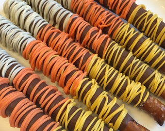 Candy Corn Party Favors Fall Party Favors Halloween Party Favor Teacher Gifts Thanksgiving Favors Fall Festival Gift Ideas Fall Party Favors