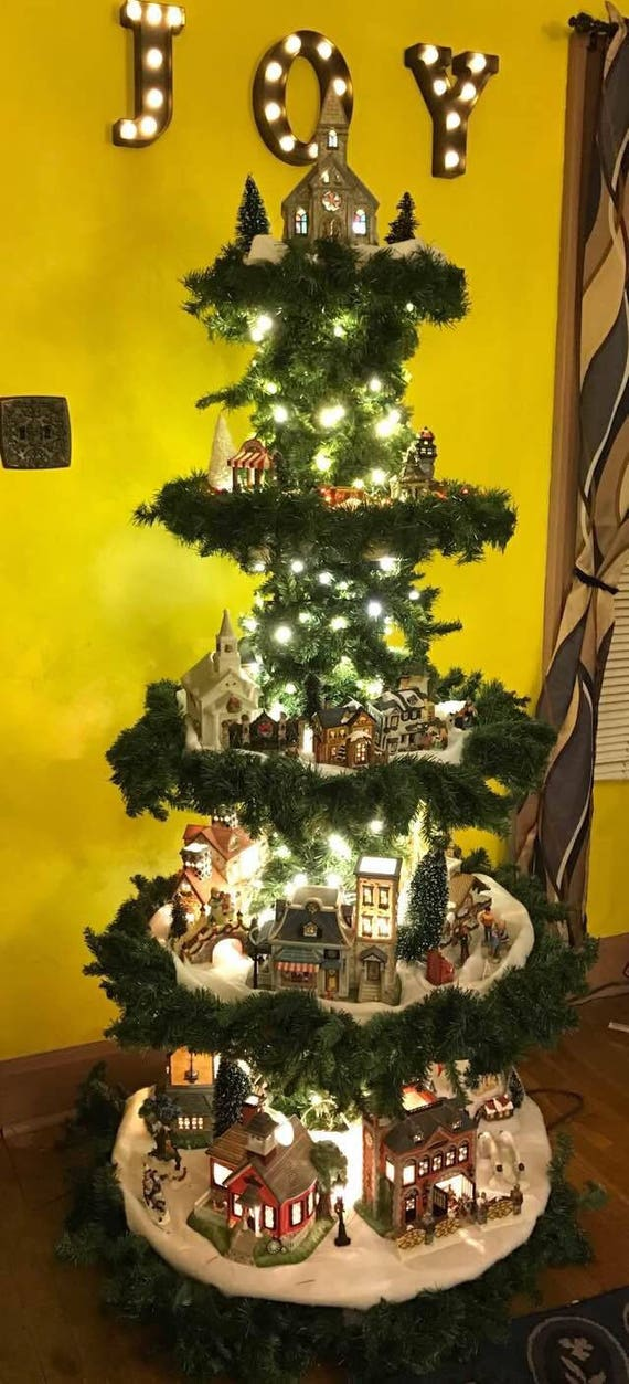Christmas Villages And Their History And Culture Department 56 Lemax