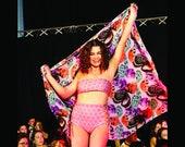 SALE Amie Abstract Butterflies Sarong - Illuminate Collection - Soft - Swimwear - Gift - Present - One Piece - Swimwear - Comfort - Sheer