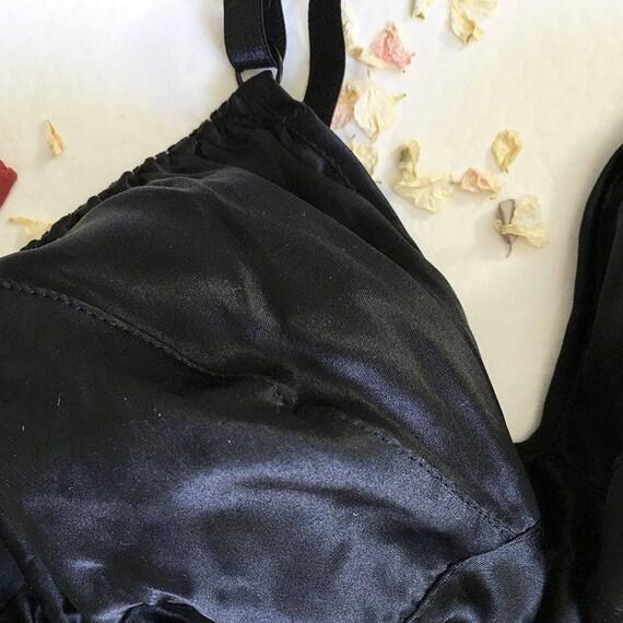 44debbe988 Jackie Leopard Print Silk Bra   Tie Side Knickers Set