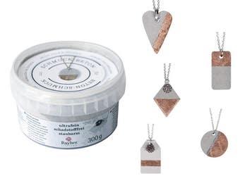 Jewelry Concrete, Jewelry Cement, Jewelry Beton 300 g