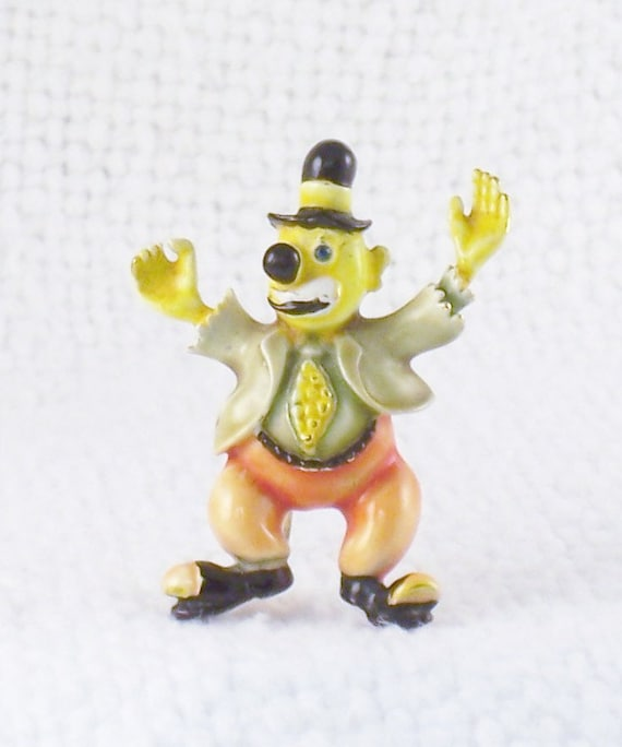 Vintage Har Lovable Hobo Clown Brooch Har Clown Se