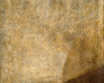 Francisco de Goya: The Dog. Fine Art Print/Poster (00240)