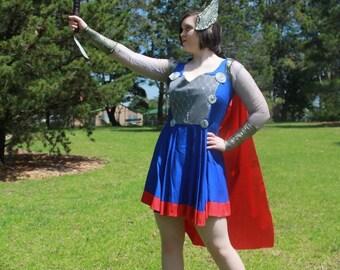 Marvel, Thor Dress cosplay