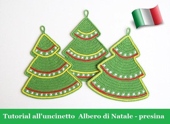 087it Il Tutorial Alluncinetto Albero Di Natale Presina Etsy