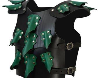 Dragon Armor Etsy Larp / costume armor the armor look without the armor weight. dragon armor etsy