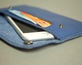 LG G4 / G5 cover leather case wallet blue case Lg sleeve LG leather cover for LG G4/ G5 case phone cover phone holder genuine leather