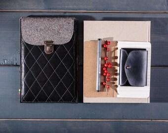 KINDLE case Kindle paperwhite case Leather cover for kindle Leather kindle case Leather ereader cover Kindle cover Custom size kindle case