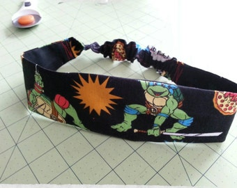 Teenage Mutant Ninja Turtles print Headband.....