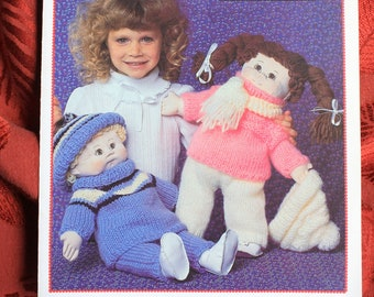 46f11467d685 Patons doll pattern
