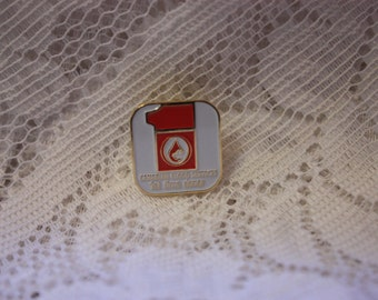 Canadian Blood Services 1st time donor Lapel Pin
