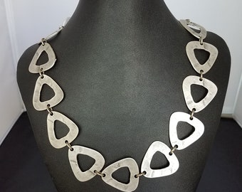 Turkish Necklace, Silver Necklace, Antique Necklace, Vintage Necklace