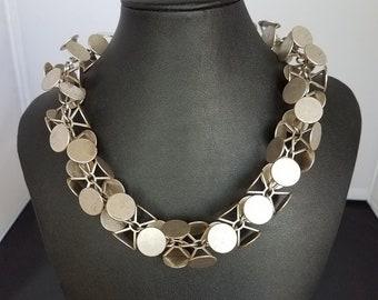 Turkish Necklace, Design Necklace, Silver Necklace