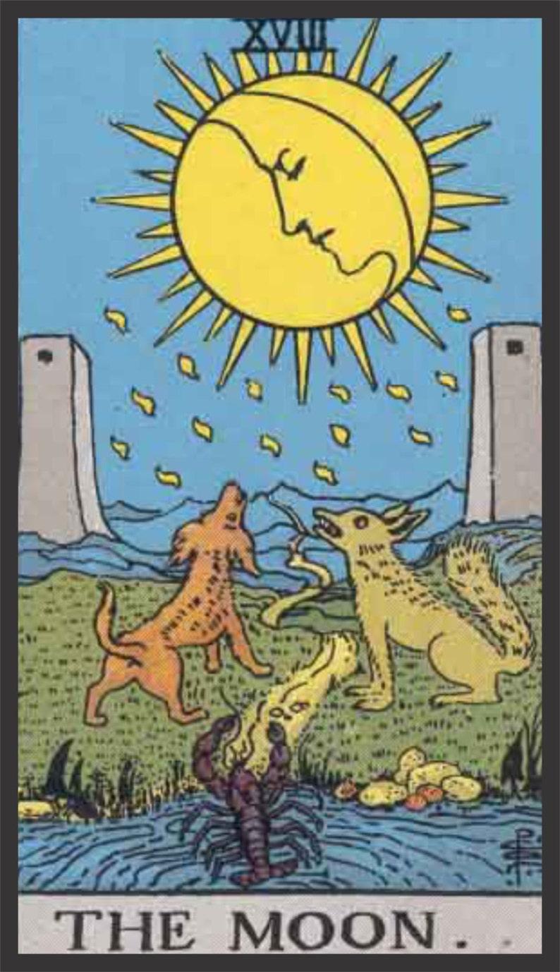 The Sun Tarot Card Full Color CAD Cut Car occult Vinyl Sticker Decal