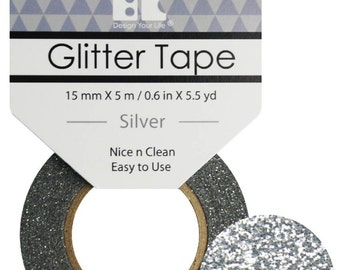 Glitter Tape - 15 Colors! - 15mm*5m