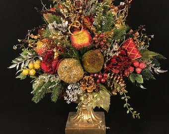 Christmas Tree Fruit Ornaments.Fruit Ornaments Etsy