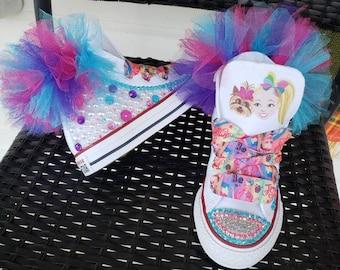 Jojo custom shoes | Etsy
