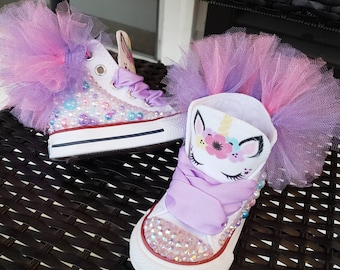 Unicorn Converse w tutu backing f755564c8