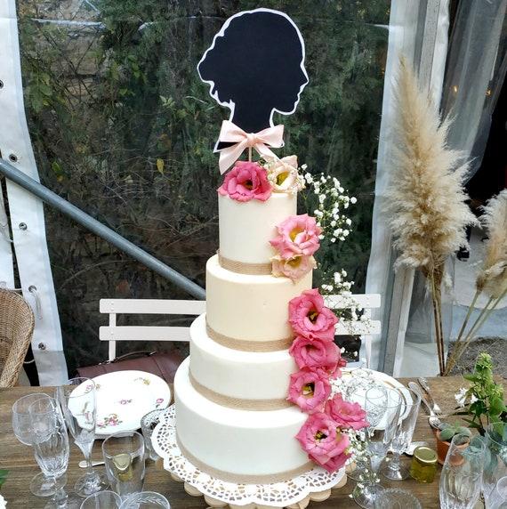 Kuchen Dekorieren Hochzeitstorte Topper Anpassbar Deko Etsy