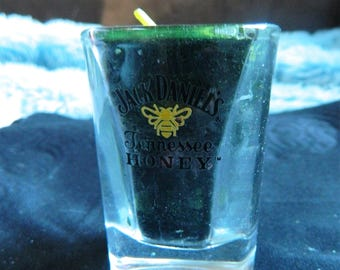 Shot Glass Candle