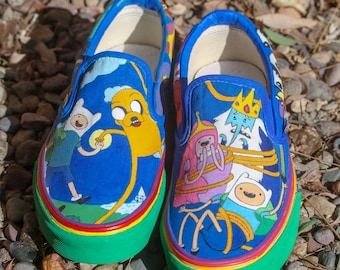 8086f2cf8a Adventure time shoes