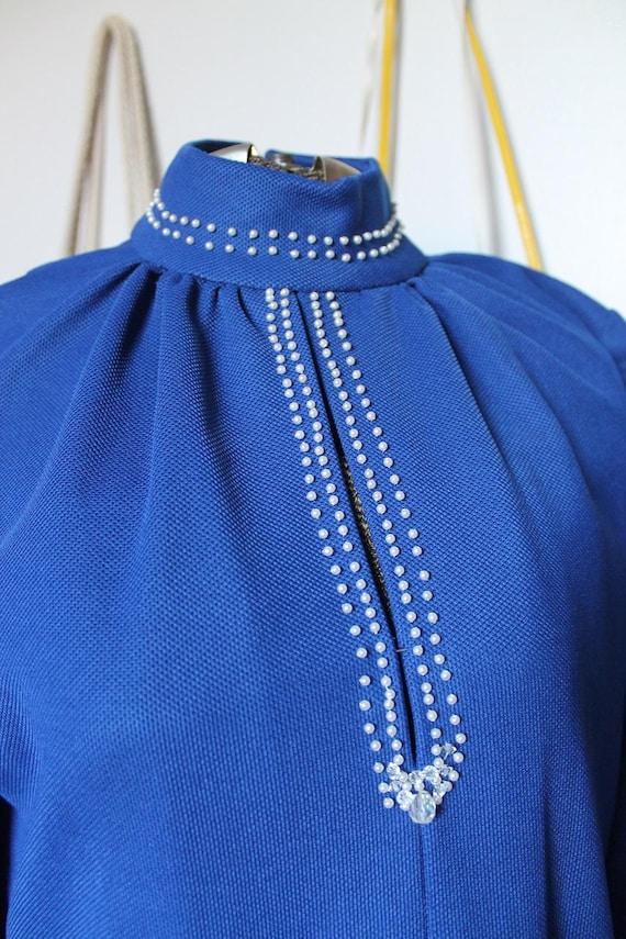 Vintage Dress / Handmade / Vintage 60s - image 5